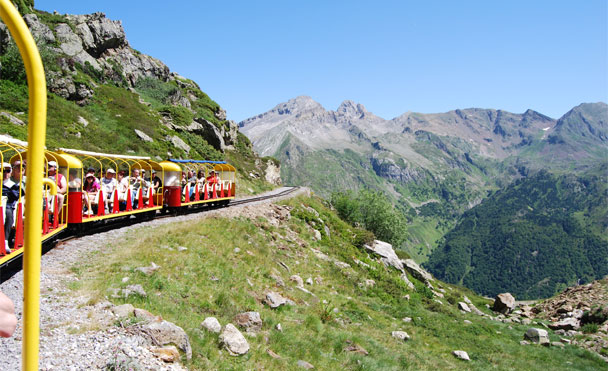 Excursion le train d'Artouste