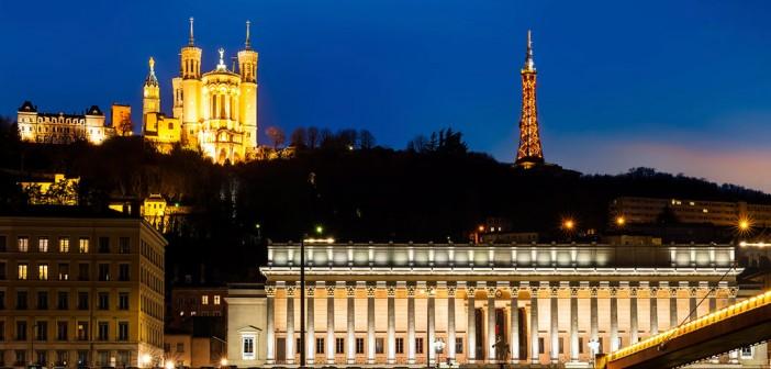 L'aménagement des rives et des quais de Saône à Lyon