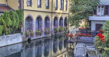 La Petite Venise de Colmar : patrimoine au fil de l'eau