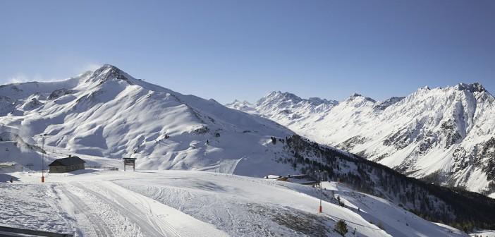Aravis snow trail 214