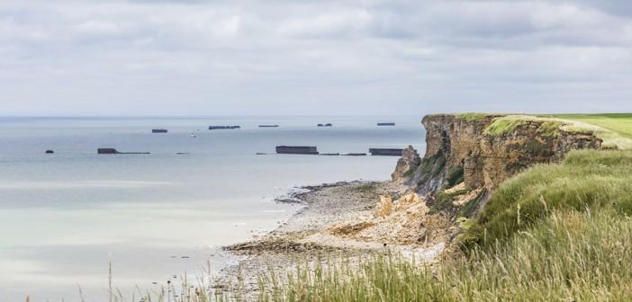Les plages de Normandie rendent hommage aux 70 ans du Débarquement