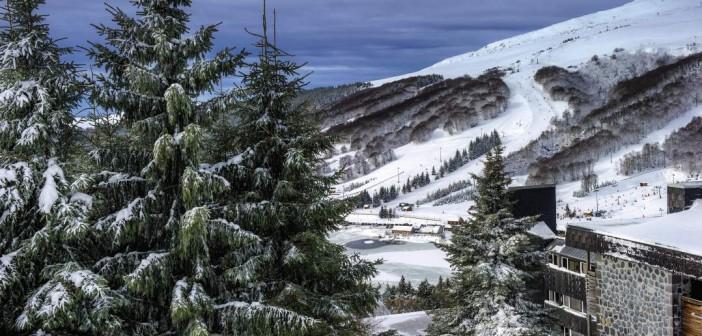 Trail hivernal du Sancy, le 18 janvier 2015