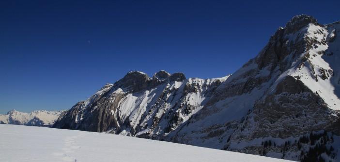 Randonnée dans les Alpes en hiver : à chacun son chemin !