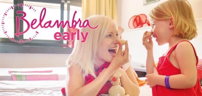 Belambra Early : l'early booking en toute sérénité