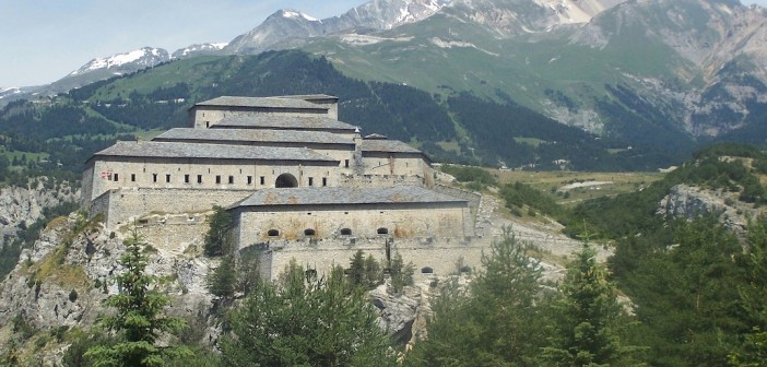 Forts de l'Esseillon : la Vallée de l'Arc et ses derniers remparts