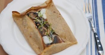 Les spécialités culinaires bretonnes dans un menu