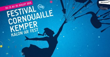 Festival de Cornouailles 2015