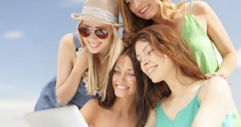 Week-end entre filles : prolongez l'été entre copines !