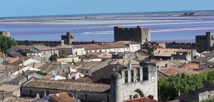 Cité médiévale d'Aigues-Mortes
