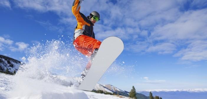 Vacances d'hiver : les sports de glisse à découvrir