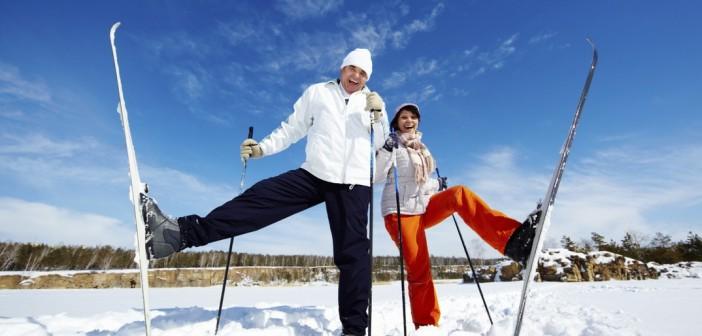 Accidents de ski chez les seniors : la prévention avant tout