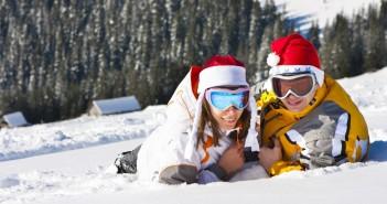 Noël sports d'hiver