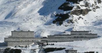 Skier aux Ménuires