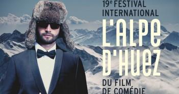 Festival International du film de comédie de l'Alpe d'Huez du 13 au 17 janvier 2016