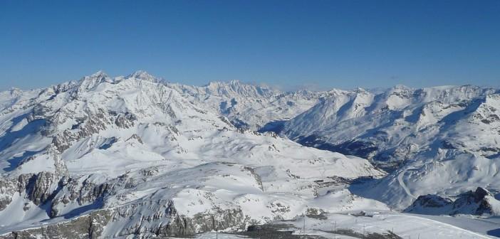 Station Val d'Isère : à la fois festive et sportive
