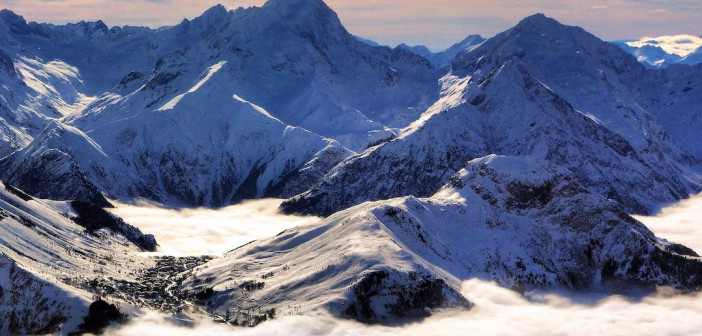 Domaines skiables reliés des Alpes: pour 2 fois plus de glisse