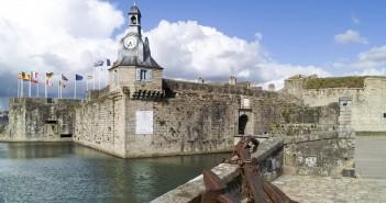 Concarneau, une ville tournée vers l'océan