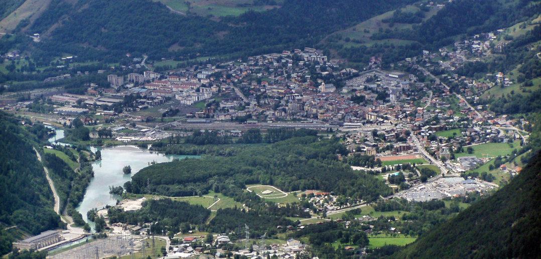 Bourg Saint-Maurice