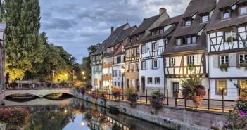 Les maisons à colombages : une architecture alsacienne typique