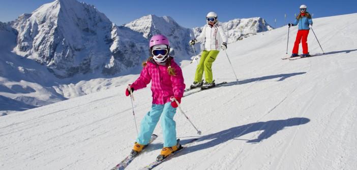 Profitez de cours de ski avec l'ESF pendant votre séjour en club
