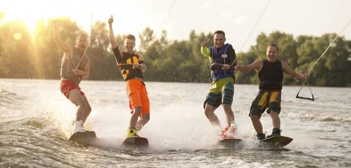 7 activités nautiques à sensations fortes à découvrir cet été