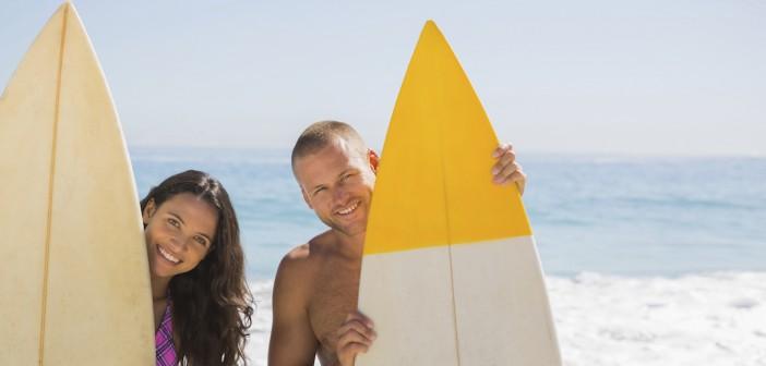 Les meilleurs spots de surf en France