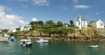 Vacances en Bretagne : découvrez le port de Doëlan