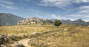 Escapade en Balagne dans le village de Sant'Antonino