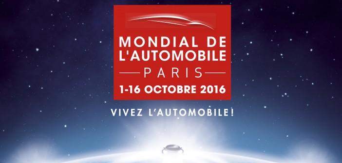 Faites le plein de sensations fortes au Mondial de l'automobile, du 1er au 16octobre 2016