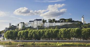 Chinon et sa forteresse royale : une visite historique