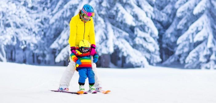 Apprendre le ski à son enfant: à partir de quel âge? Quelles précautions prendre?