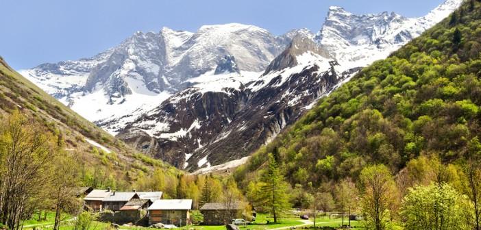Le parc naturel de la Vanoise en Savoie, un havre de nature