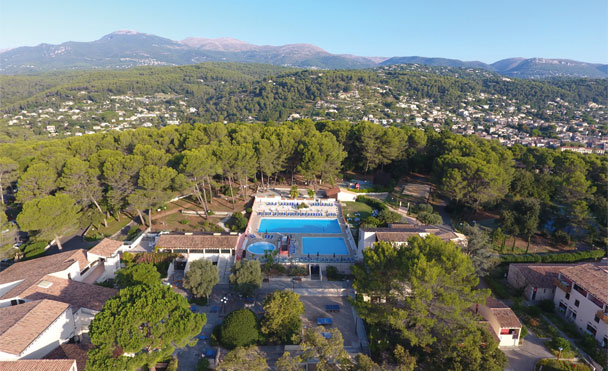 Club Les Terrasses de Saint Paul de Vence