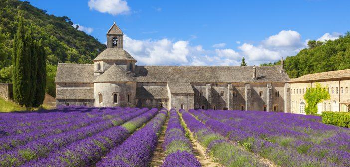 L'abbaye de Sénanque, une étape du tourisme en Provence à ne pas manquer