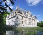 Château d'Azay-le-Rideau: histoire au bord de l'eau