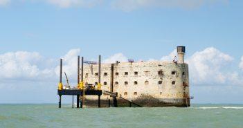 Le Fort Boyard, la vedette de la Charente-Maritime à l'histoire insolite