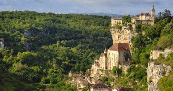 À l'assaut de la cité médiévale de Rocamadour
