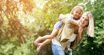 Famille monoparentale : comment passer de bonnes vacances ?