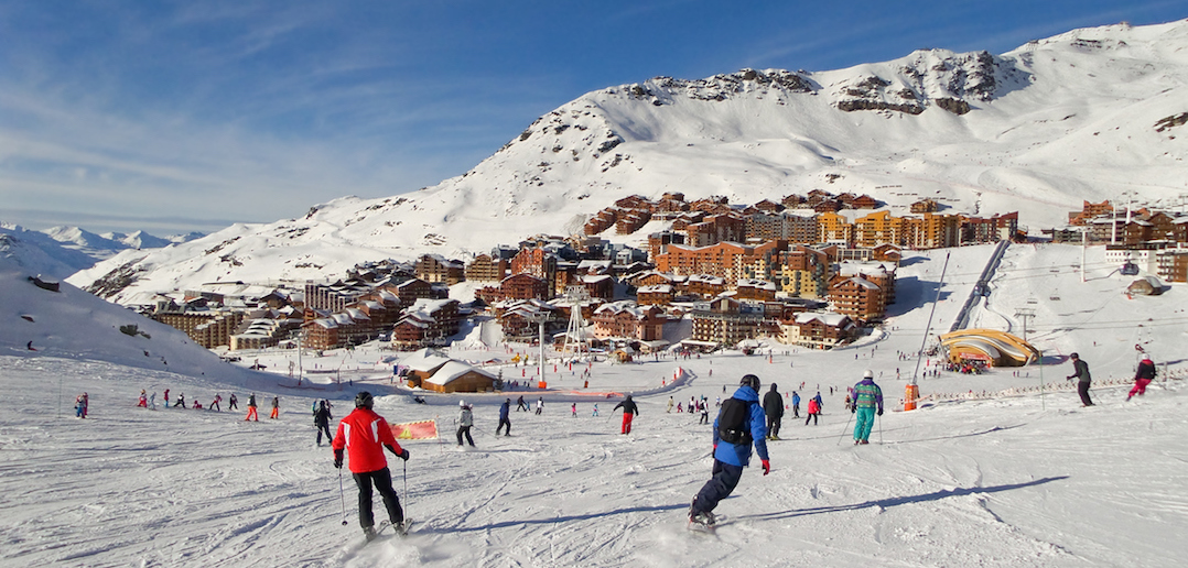 how to get from lyon to val thorens
