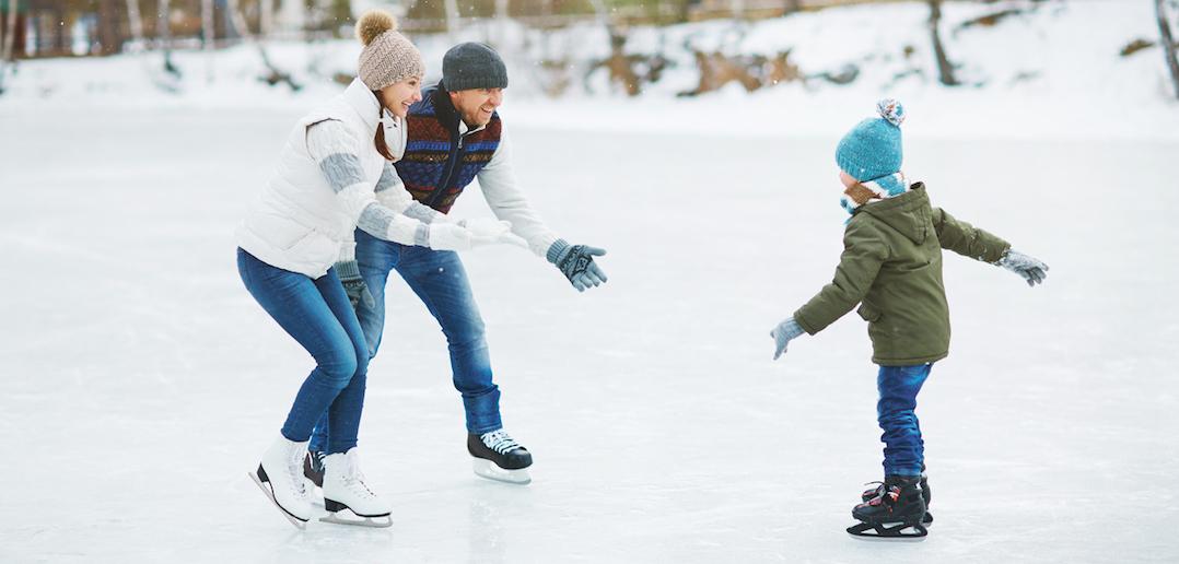 Cet hiver, comment débuter au patin à glace en toute sécurité ?