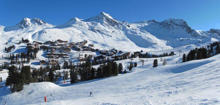 La piste olympique de bobsleigh de La Plagne : 1 500 mètres de sensations fortes
