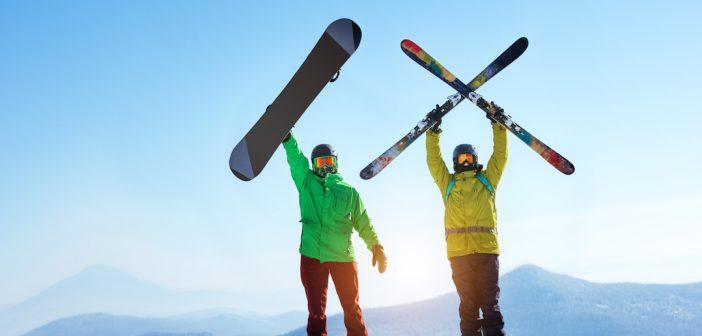 Vocabulaire du ski et du snowboard : tout un jargon à découvrir