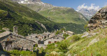 Bonneval-sur-Arc : à la découverte d'un village parmi les plus beaux de France