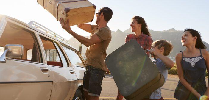 Ranger son coffre de voiturepour partir en vacances: les astuces