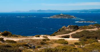 L'île des Embiez, une île nature