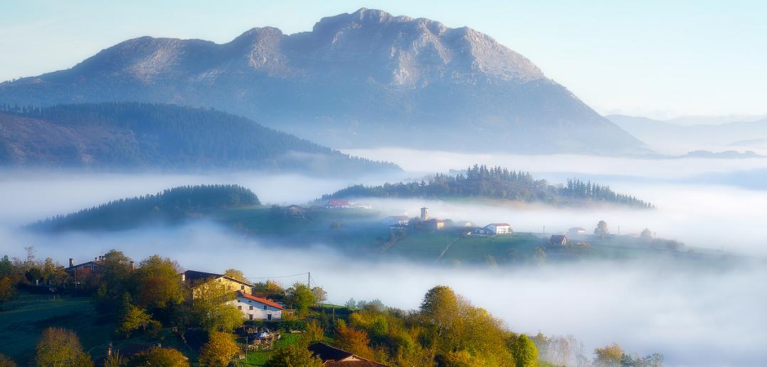 Pays Basque pluie