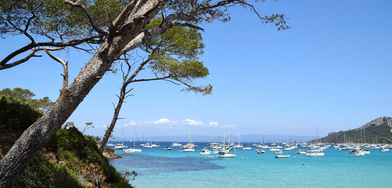 Porquerolles, Port Cros et Le Levant : partez à la découverte des îles d'Or