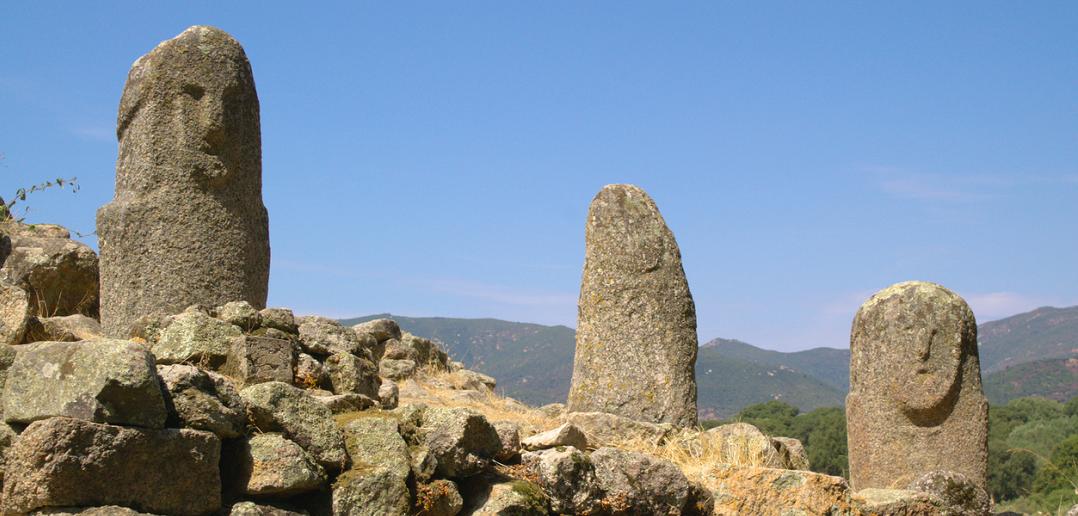 À la recherche des sites mégalithiques de Corse