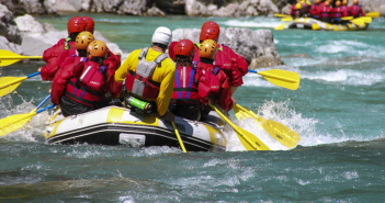 Sports d'eaux vives à pratiquer cet été