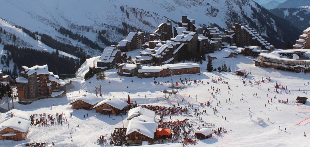 Partir au ski à Avoriaz, la station familiale par excellence